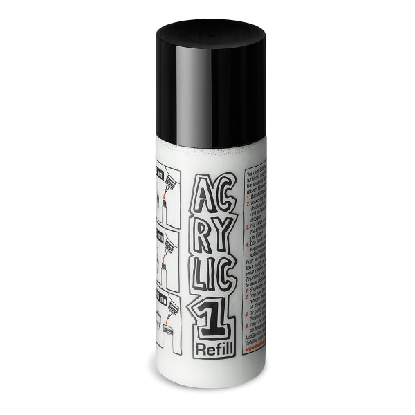 AcrylicOne Refill, Single Colors