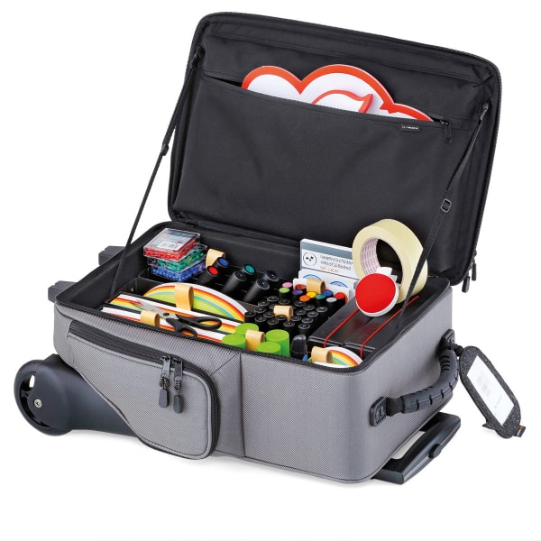 Novario® WorkshopTrolley Pin-It Professional
