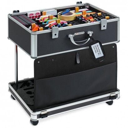 Novario® XL WorkshopCase Trolley, Stick-It