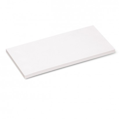 100 Rectangular Stick-It X-tra Cards, single colours